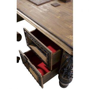 Wood Makam Takımı Çekmece Detayı